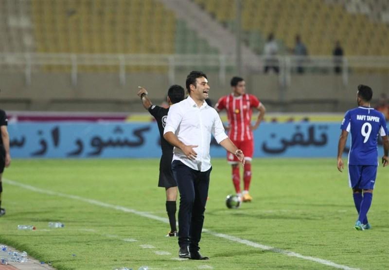 اخوت: مالک باشگاه با نظرمحمدی مذاکره نموده است، او از امروز کارش را شروع می نماید