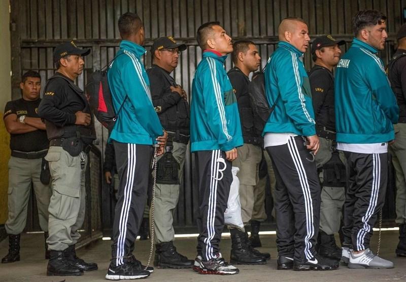 فوتبال دنیا، جام دنیای فوتبال زندانیان در پرو