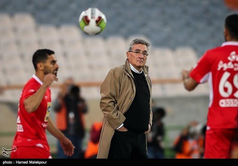 برانکو ایوانکوویچ: موفقیت هر تیم ایرانی، موفقیت فوتبال ایران است، 4 سال است یک اوت به سود ما گرفته نشده!