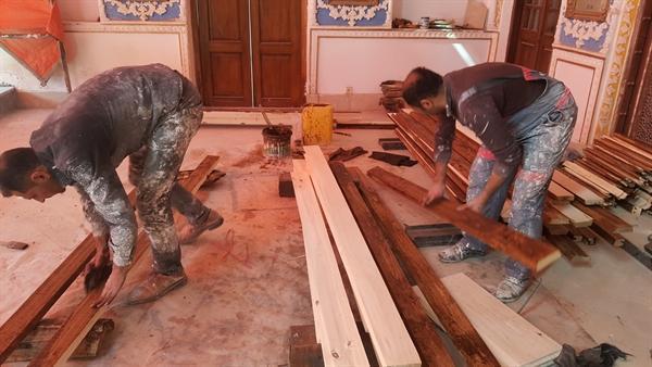 مرمت 37 پروژه از آثار تاریخی استان کردستان در دست اجراست