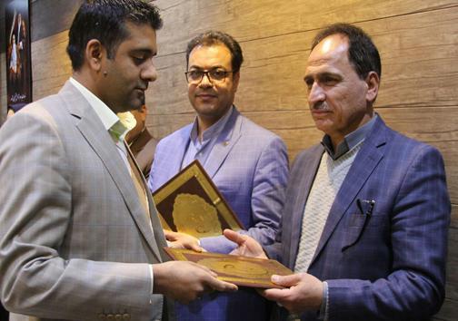 تجلیل از فعالان پژوهشی اداره کل تعاون، کار و رفاه اجتماعی در سیستان و بلوچستان