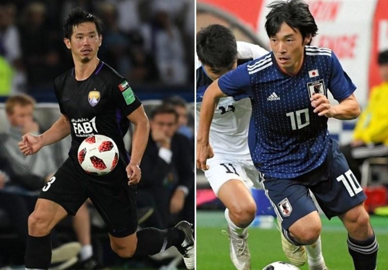 2 بازیکن ژاپن جام ملت های آسیا را از دست دادند