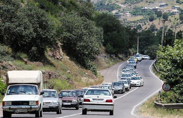براساس اطلاعیه مرکز مدیریت راه های کشور؛ کندوان یکطرفه می گردد، افزایش 0.3 درصدی ترددها در محورهای برون شهری