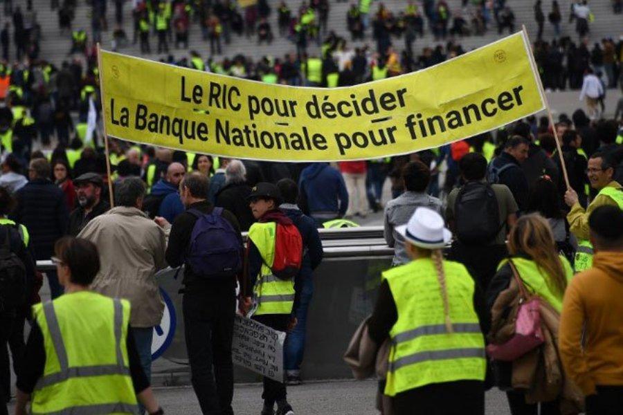 جلیقه زردها در شنبه اعتراضی به خیابانهای شهرهای فرانسه آمدند