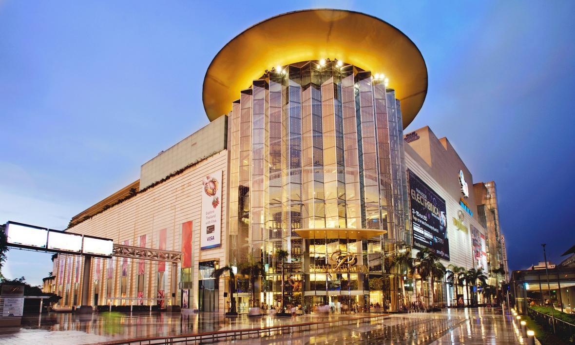 مرکز خرید سیام پاراگون بانکوک تایلند