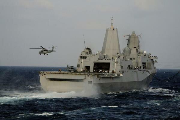 حضور نظامی آمریکا در دریای چین جنوبی ادامه خواهد داشت