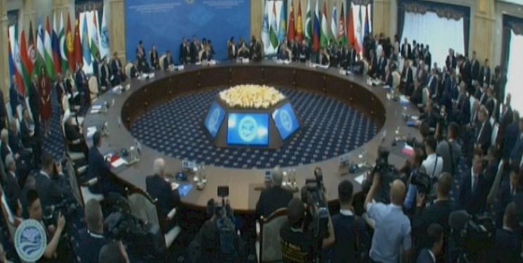 شروع نشست سران شانگهای چین با حضور مقامات کشورهای ناظر
