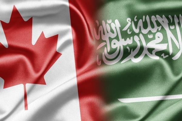 عربستان روابط تجاری با کانادا را متوقف کرد