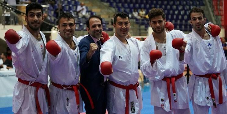 برای حضور در لیگ سری آ مونترال، چهار ملی پوش کاراته راهی کانادا می شوند