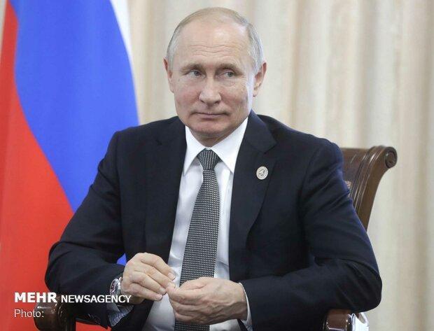 واکنش پوتین به انتخابات نخست وزیری انگلیس