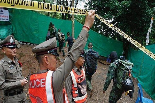 آخرین نوجوان محبوس غار در تایلند نیز نجات یافت