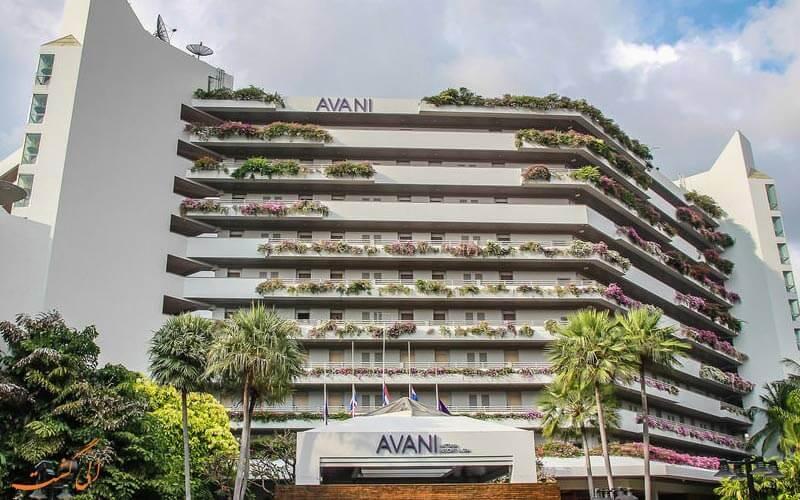 معرفی هتل 5 ستاره آوانی در پاتایا