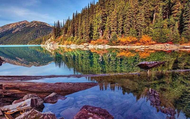 معرفی بهترین مسیرهای طبیعت گردی در ونکوور