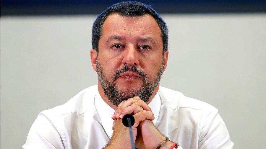 بحران سیاسی در ایتالیا ، سالوینی از انتخابات زودهنگام می گوید