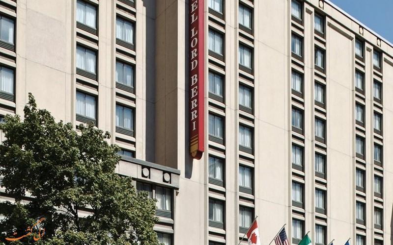 معرفی هتل لورد بری مونترال ، 3 ستاره
