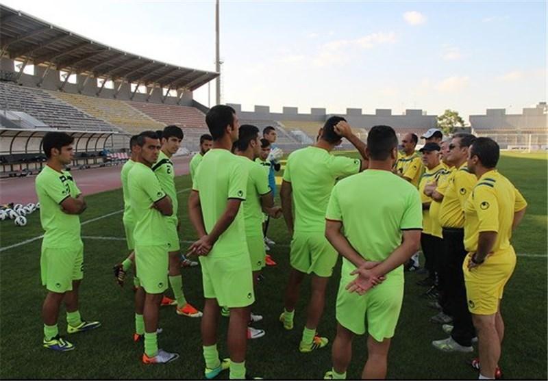 بازی با دو تیم لیگ فزونی به جای دیدار با عمان در دستور کار تیم امید