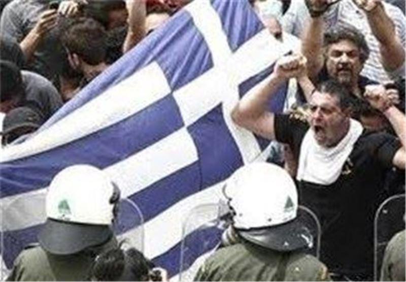 پیشتازی حزب مخالف چپگرای یونان در تازه ترین نظرسنجی ها