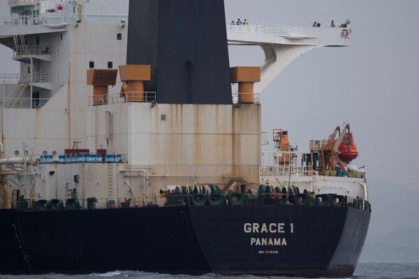 واکنش انگلیس به آزادی نفتکش گریس 1