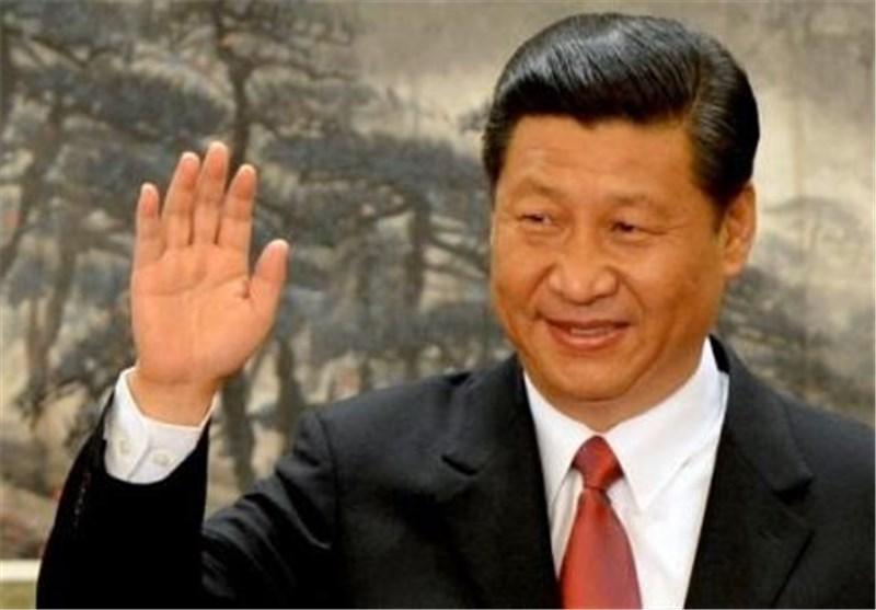 رئیس جمهور چین در مجلس اندونزی سخنرانی می نماید