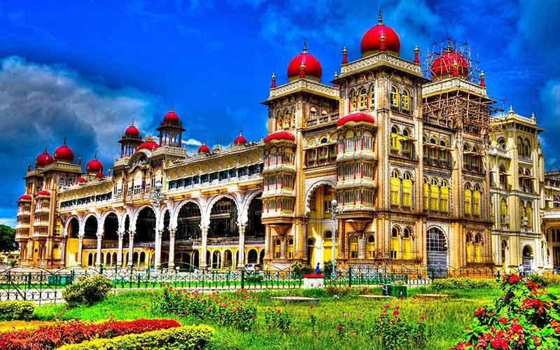 معروف ترین بناهای تاریخی هند کدامند؟