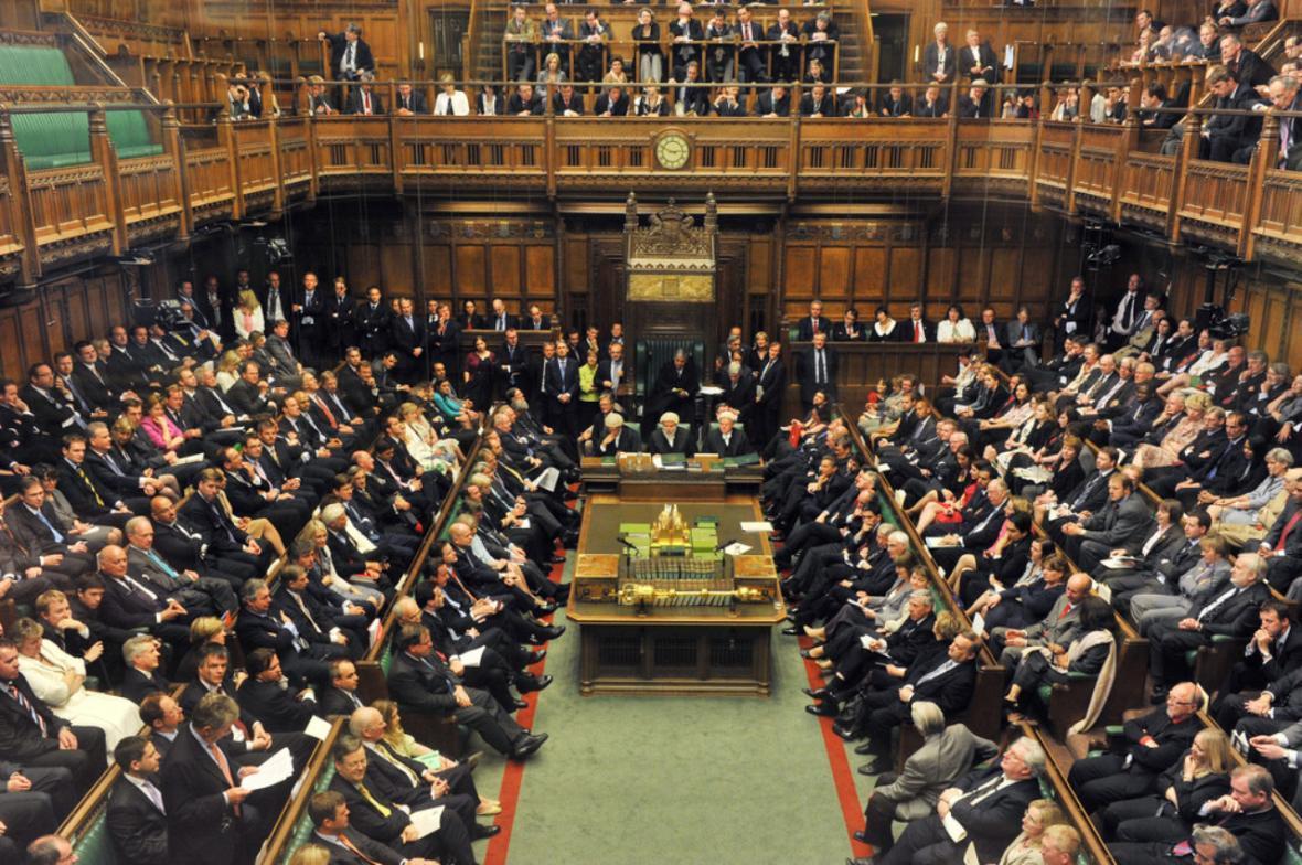 شکست جانسون از مجلس انگلیس