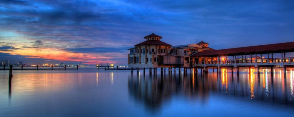 با جزیره ای رویایی بنام پنانگ در مالزی، آشنا شوید