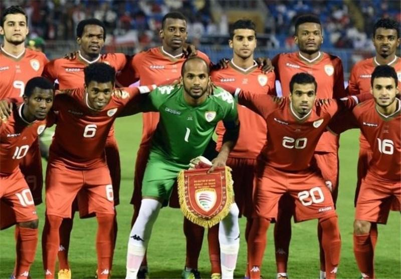 پیروزی عمان مقابل کویت در بازی تشریفاتی
