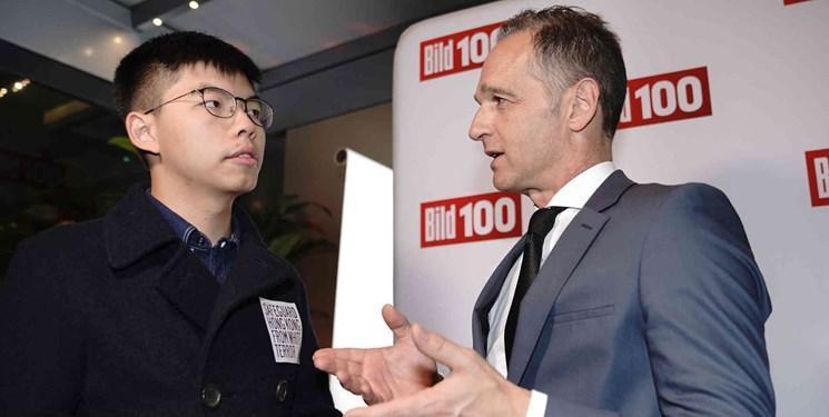 سفر یکی از رهبران اعتراضات هنگ کنگ به آلمان خشم چین را برانگیخت