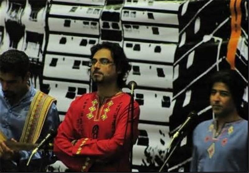 اجرای لیان در فستیوال راین فارست مالزی