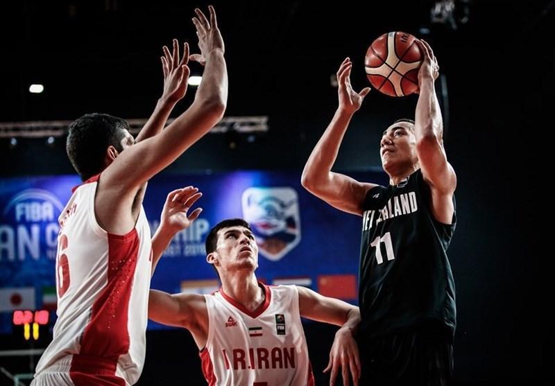 تورنمنت بین المللی بسکتبال تایلند، جوانان ایران مغلوب استرالیا شدند