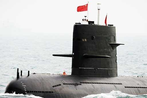 زیردریایی عجیب چین همه را شگفت زده کرد