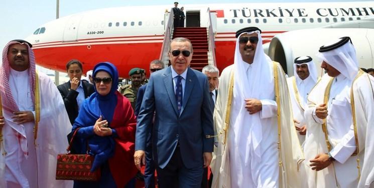 اشپیگل: تعداد نظامیان ترکیه در قطر به 5000 نفر افزایش می یابد