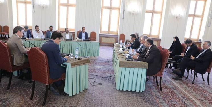 نشست سه جانبه ایران، انصارالله یمن و سفرای 4 کشور اروپایی در تهران