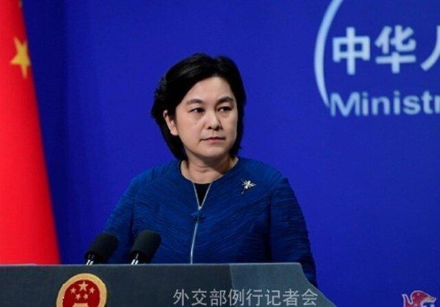 چین خاطرنشان کرد که آمریکا از صدور ویزا به عنوان سلاح استفاده می نماید
