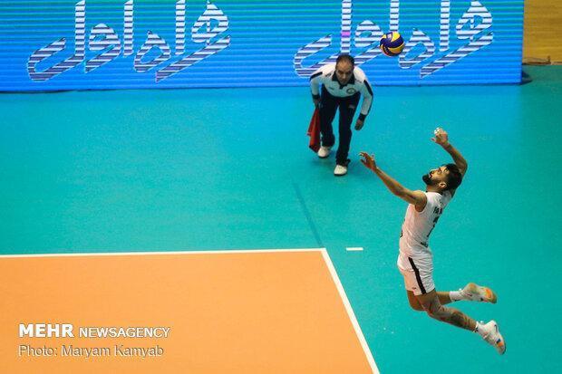 والیبال ایران با کانادا، برزیل، فرانسه و لهستان همگروه شد
