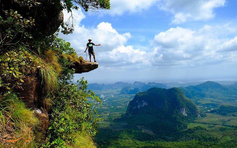 گشتی سحرآمیز در میان جاذبه های طبیعی کرابی تایلند
