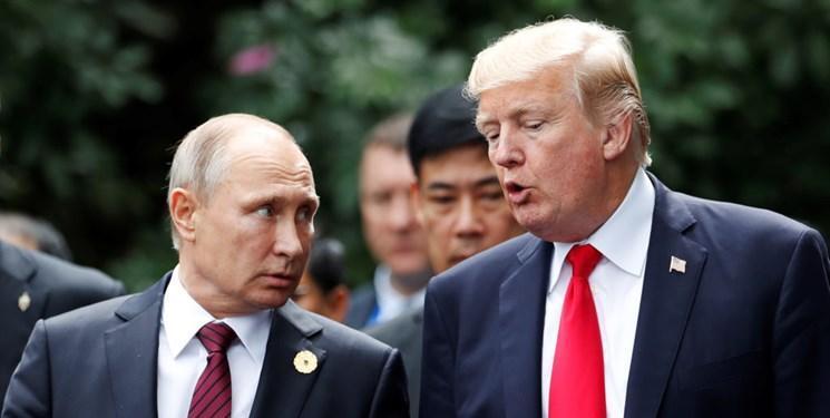 حمایت پوتین از ترامپ در ماجرای استیضاح، مزاح با انتخابات 2020