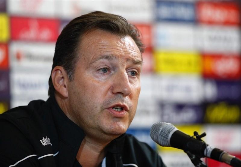 ویلموتس: هدف ما رسیدن به جام جهانی است، هنوز کار بزرگی نکرده ایم، ساده لوح نیستم و فلسفه ام را تغییر نمی دهم