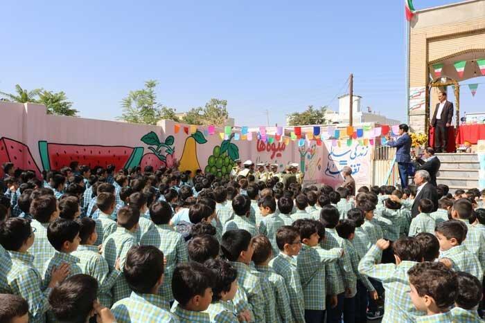 تحصیل یک ششم دانش آموزان در مدارس خیّرساز