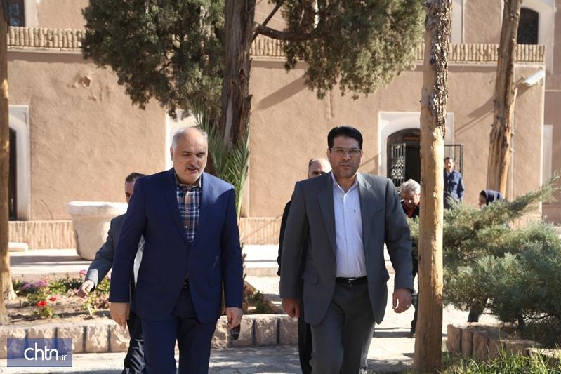 پرداخت50 درصد از هزینه مرمت آثار ملی دارای مالکیت خصوصی در کرمان