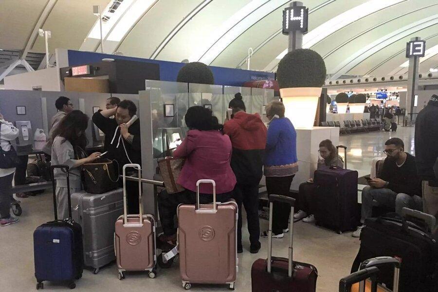 پرداخت 1000 دلار غرامت به مسافران در صورت تاخیر پرواز هواپیما در کانادا