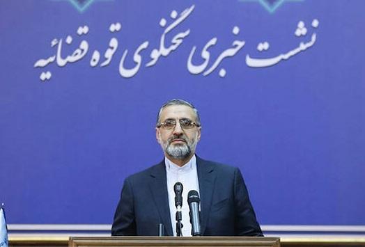 برگزاری سیزدهمین نشست خبری سخنگوی قوه قضاییه در 14 آبان ماه