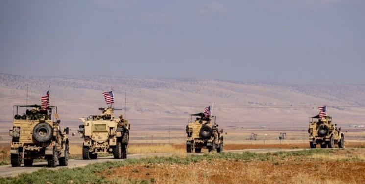 آمریکا در شمال شرق سوریه مقر جدید احداث می نماید