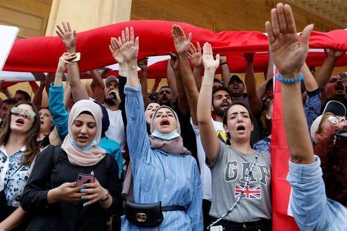 حیات سیاسی لبنان و پیمان طائف، احتمال بازگشت حریری با تکنوکرات ها