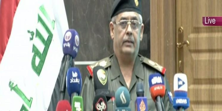 نیروهای مسلح عراق: دولت با عاملان اخلال درنظم برخورد خواهد نمود