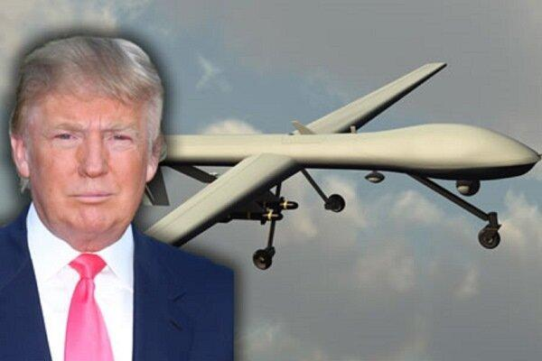 8 نفر در حمله هوائی آمریکا در افغانستان کشته شدند