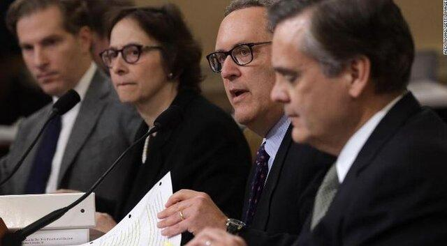 کارشناسان قانون اساسی آمریکا: تخلفات ترامپ مشمول قانون استیضاح است