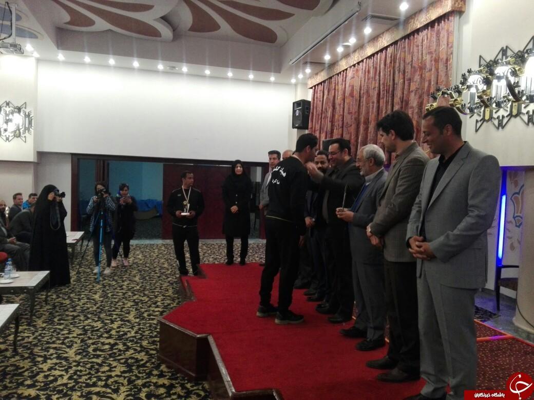 کرمان قهرمان مسابقات وودبال قهرمانی کشور
