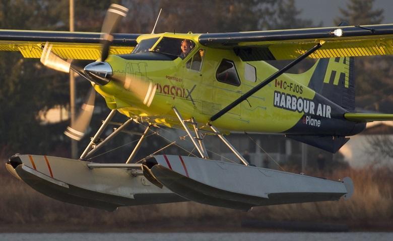 پرواز اولین هواپیمای تجاری برقی