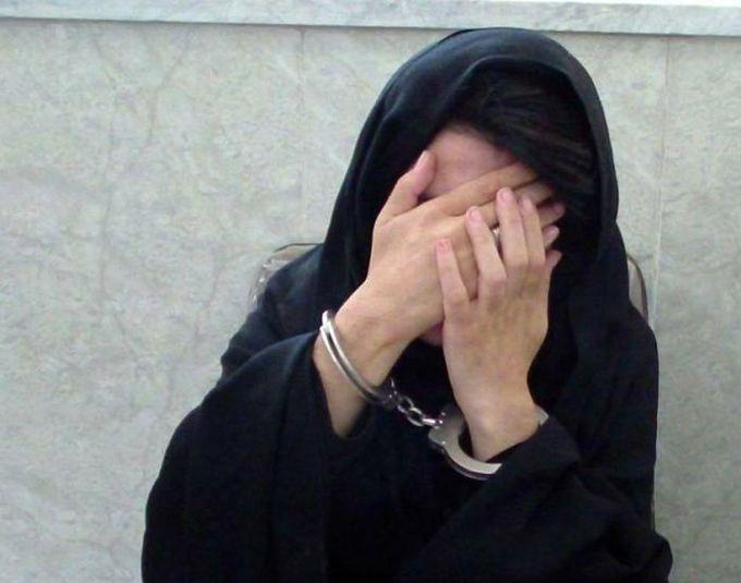 زن متهم : وسوسه های شیطانی رهایم نمی کرد تا این که آن دختر را با ترفندی از پدر و مادرش جدا کردم
